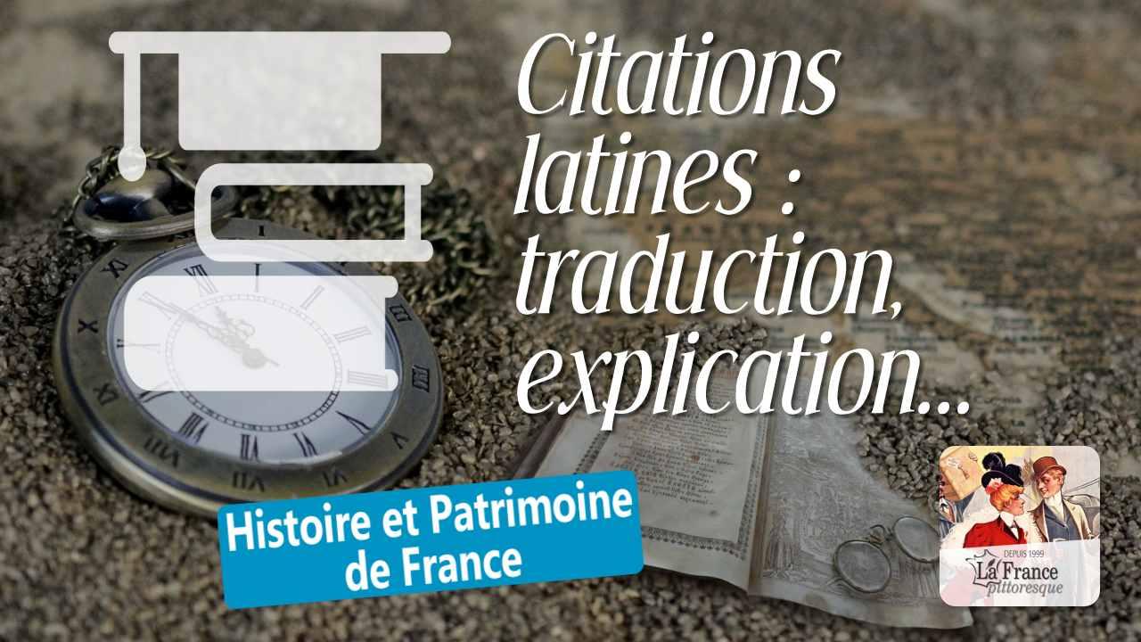Citations Locutions Et Expressions Latines Utilisées Dans