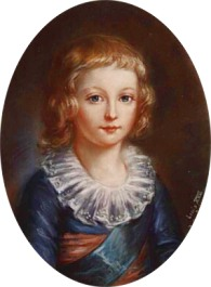 Louis XVII (1793-1795)